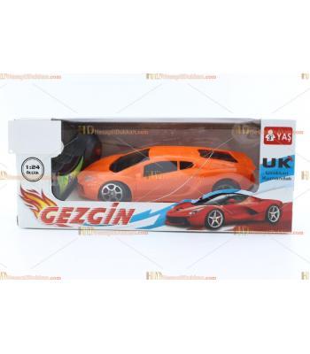 Toptan iki fonksiyon uzaktan kumandalı spor oyuncak araba