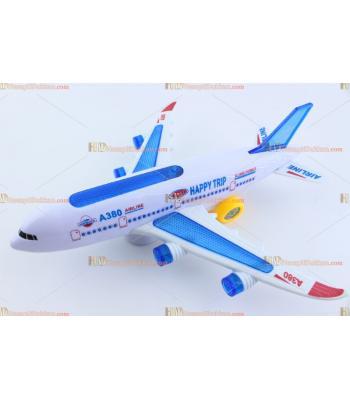 Toptan ışıklı oyuncak uçak TOY6734