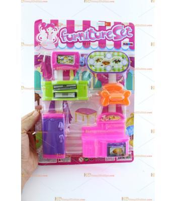 Toptan oyuncak mobilya seti TOY6772