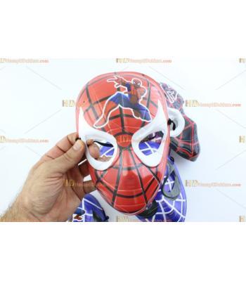 Toptan en ucuz örümcek adam maske