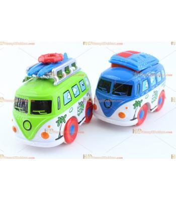 Toptan oyuncak kırılmaz hareketli vosvos minibüs