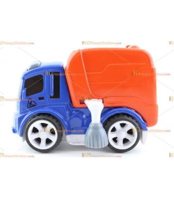 Toptan oyuncak metal temizlik arabası TOY6744