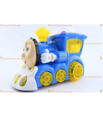 Toptan ışıklı oyuncak tren TOY6736