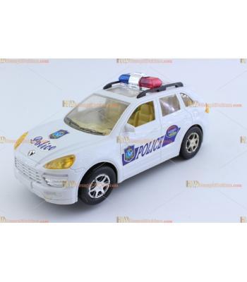 Toptan ışıklı oyuncak polis arabası TOY6739