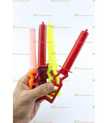 Toptan şırınga su tabancası promosyon için harika seçenek