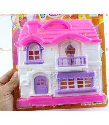 Toptan oyuncak plastik ev büyük boy kartela