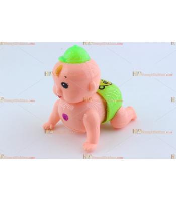 Toptan fiyat oyuncak emekleyen bebek sesli ışıklı
