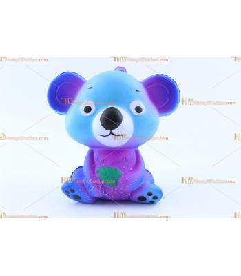Toptan squishy mavi ayı