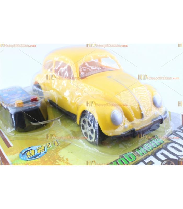Toptan kumandalı oyuncak vosvos araba