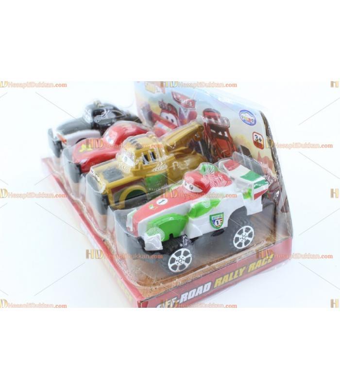 Toptan oyuncak araba seti TOY6785