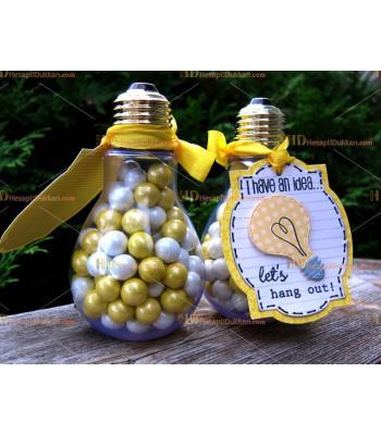 Ampul şişe bebek şekeri malzemesi