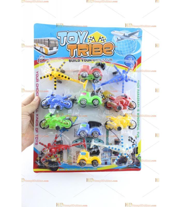 Toptan oyuncak araç seti TOY6788