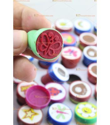 Toptan ucuz oyuncak baskı stamp