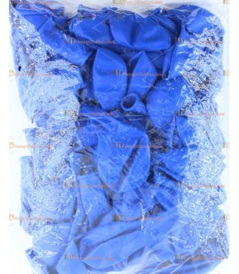 Toptan balon 100 lü paket koyu mavi