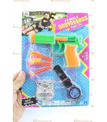 Toptan oyuncak tabanca set TOY6841