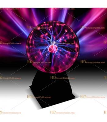 Toptan ucuz fiyat cadı küresi plazma küre