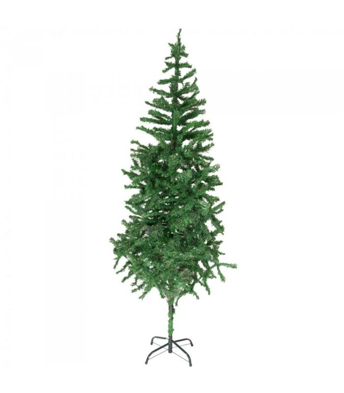 210 cm yılbaşı ağacı 840 dal kolay kurulum sağlam gövde