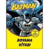 Toptan 24'lü Boyama Kitabı Batman