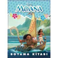 Toptan 24'lü Boyama Kitabı Moana