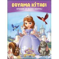 Toptan 24'lü Boyama Kitabı Sofia