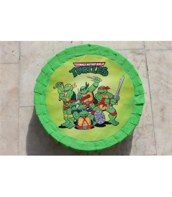 Toptan Ninja Kaplumbağa Pinyata