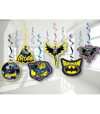 Toptan 6'lı Tavan Süs Batman