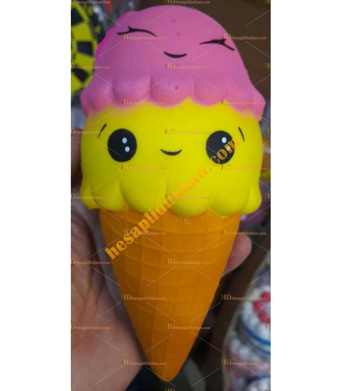 Toptan büyük dev dondurma squishy sukuşi