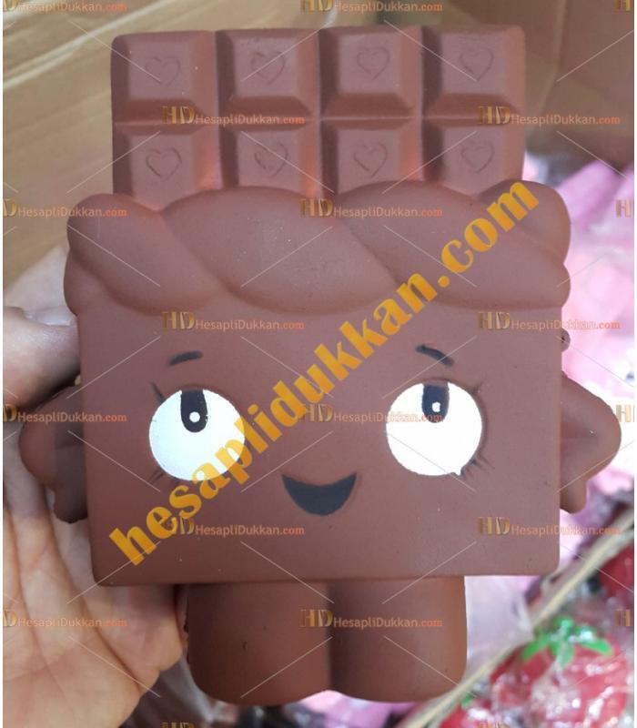 Toptan çikolata squishy sukuşi