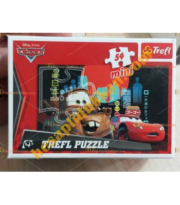 Toptan en ucuz puzzle lisanslı şimşek mekkuin 54 parça