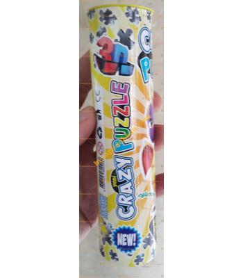 Toptan promosyon oyuncak kutulu karton puzzle