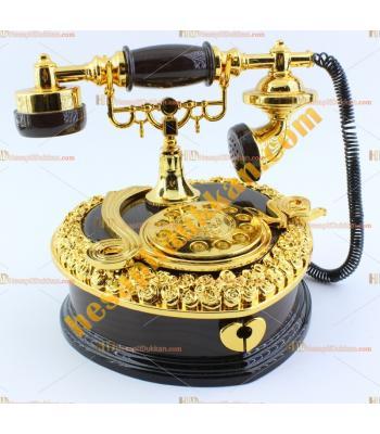 Toptan hediyelik eşya klasik telefon müzik kutusu
