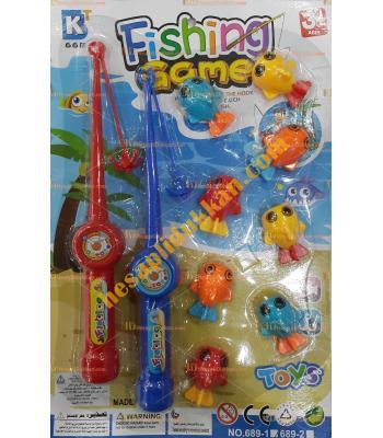 Toptan ucuz oyuncak balık avlama olta