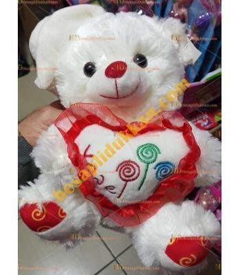 Toptan oyuncak kalpli peluş ayı