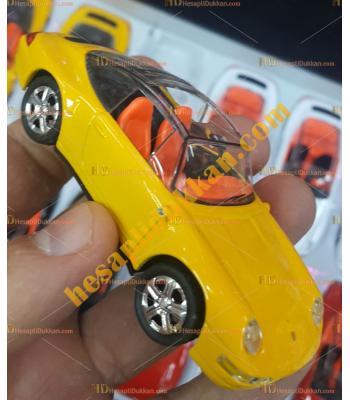 Toptan çek bırak metal spor oyuncak araba