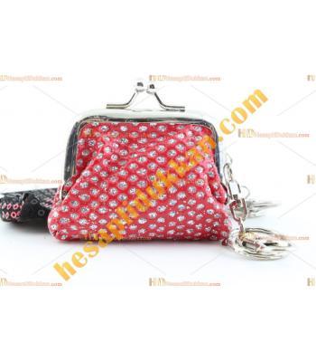 Toptan ucuz fiyat promosyon mini çanta bozuk para cüzdanı