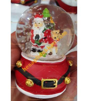 Toptan Yılbaşı Kar Küresi Fiyatları En Ucuz Kemerli Kardan Adam Noel Baba