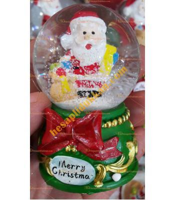 Toptan Yılbaşı Kar Küresi Fiyatları En Ucuz Küçük Noel Baba