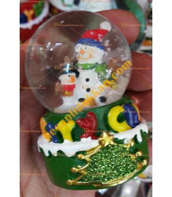 Toptan Yılbaşı Kar Küresi Fiyatları En Ucuz Yazılı Noel Baba