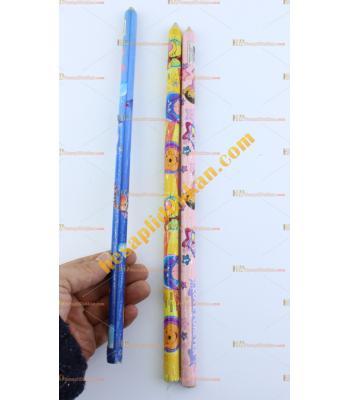 Toptan ucuz ahşap dev büyük kurşun kalemler