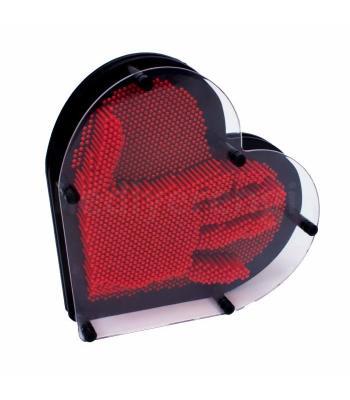 Toptan 3D Pinart Kalp Sevgiliye Hediye