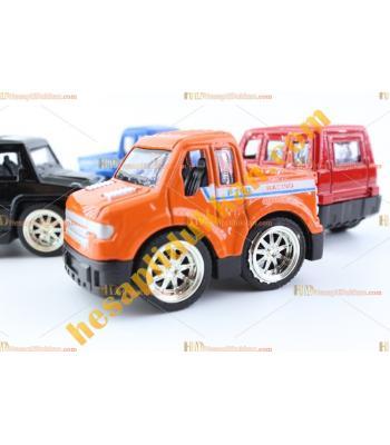 Toptan ucuz fiyat çek bırak metal araba karışık paket mini boy