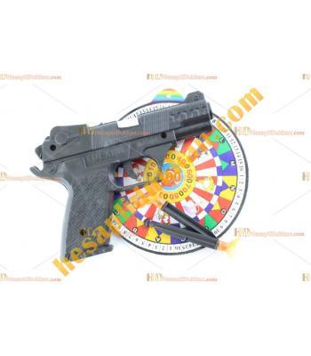Toptan ok atan tabanca silikon uçlu hedefli en ucuz fiyat