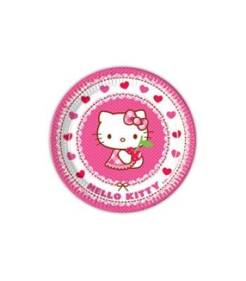 Hello Kitty Kalpli Tabaklar