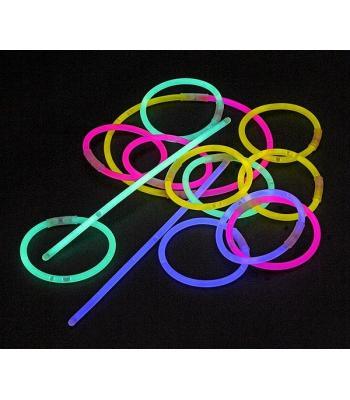 Kırılınca ışık veren glow çubuklar R489