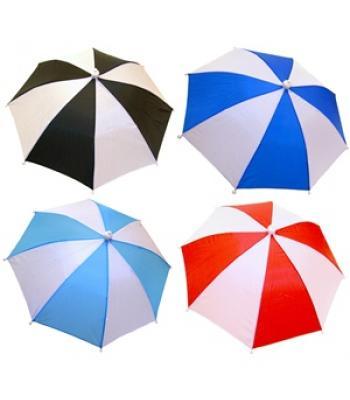 Kafaya takılan şemsiye R375