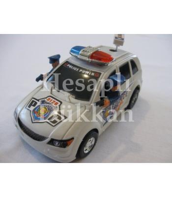 Aksiyon polis arabası P297