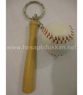 Beyzbol sopası anahtarlık AN02