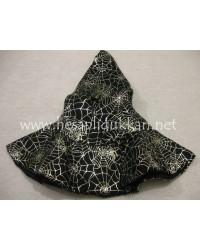 Cadı şapkası şaka malzemesi P509