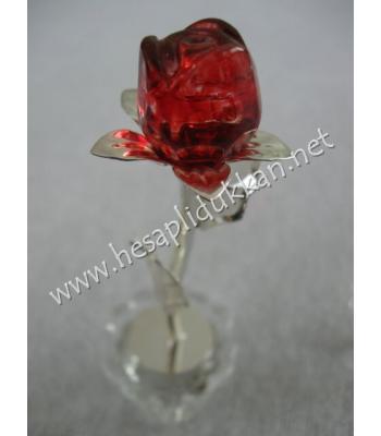 Kristal gül hediyelik eşya P755