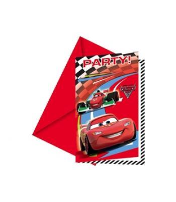 Cars davetiye (6 AD)